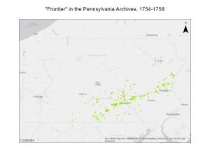 Pennsylvania1754-1758