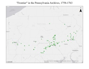 Pennsylvania1758-1763