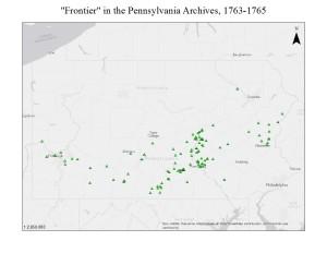 Pennsylvania1763-1765