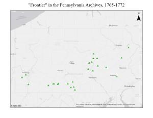 Pennsylvania1765-1772